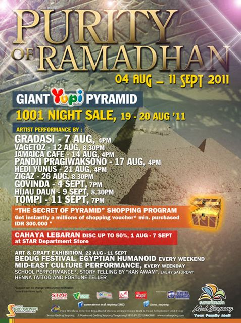 Purity of Ramadhan   1001 Night Sale Disc up to 80% 39303e5d81